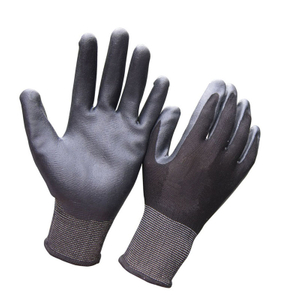 13 gauge Foam nitrile Coated Work gloves HNN681
