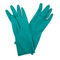 Green nitrile gloves HPV918